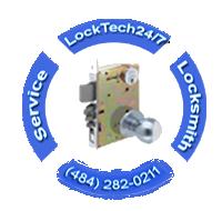 commercial door mechanism