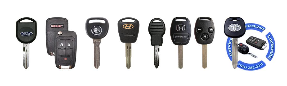 Car Keys Header
